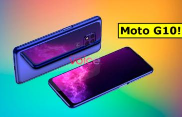 Esta será la mayor novedad del Motorola Moto G10: móvil, ordenador y Android TV