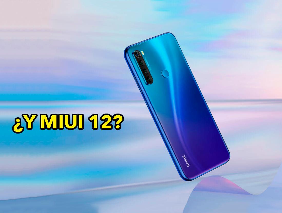 MIUI 12 para el Redmi Note 8: la eterna espera empieza a cansar a los usuarios