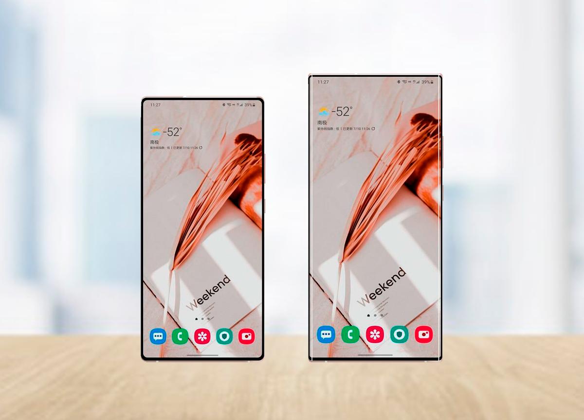 Confirmado por Samsung, los Galaxy S21 tendrán soporte para S-Pen