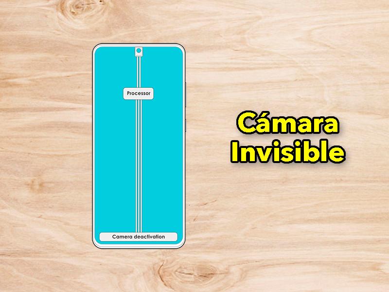 Esta cámara de Samsung te va a dejar con la boca abierta: es invisible y muy novedosa