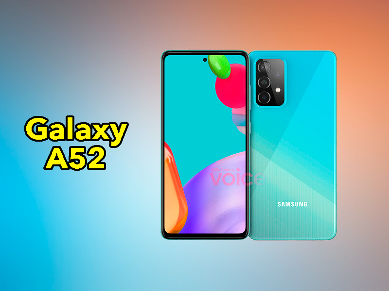 Este es el Samsung Galaxy A52 para 2021, ¿el nuevo gama media estrella de Samsung?