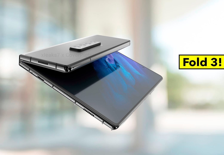 Este sería el plegable más extraño de Samsung: Galaxy Fold 3