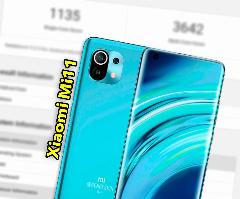 Xiaomi Mi 11 al descubierto, ¿es mucho más potente que el Xiaomi Mi 10?
