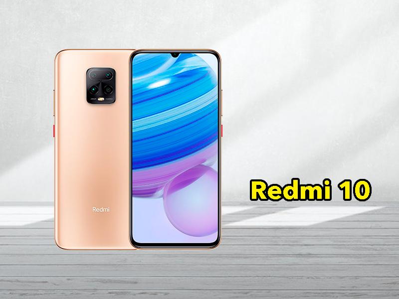 Primeros detalles del Xiaomi Redmi 10: procesador MediaTek para la gama media/baja