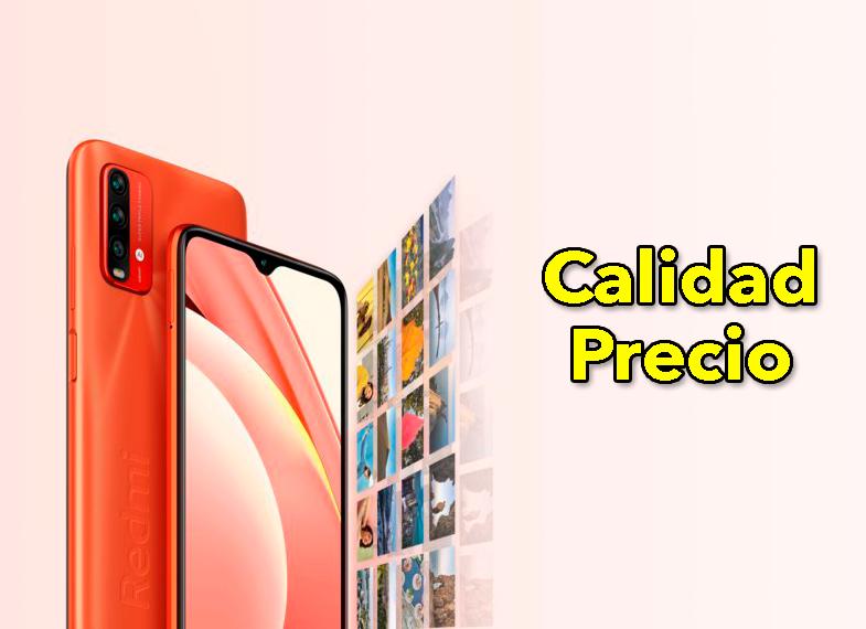 Nuevo Xiaomi con dos días de batería: Xiaomi Redmi 9 Power