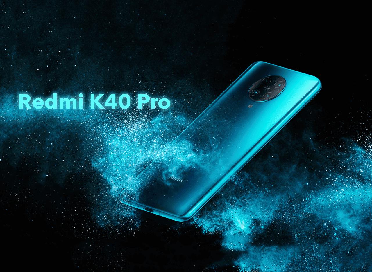 Primeros detalles del Xiaomi Redmi K40 Pro: una auténtica bestia de gama alta