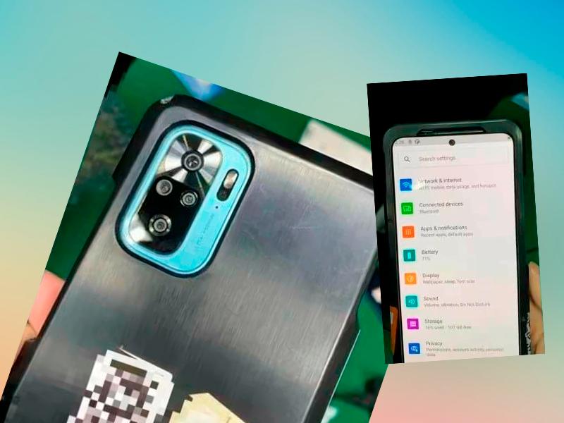 ¿Es este el Xiaomi Redmi K40 o Mi 11T? Filtradas fotografías reales