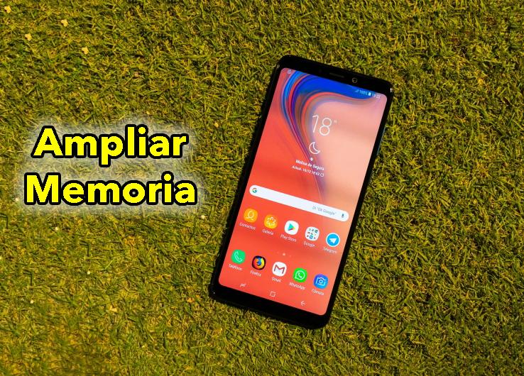 Las mejores opciones para ampliar la memoria de tu móvil