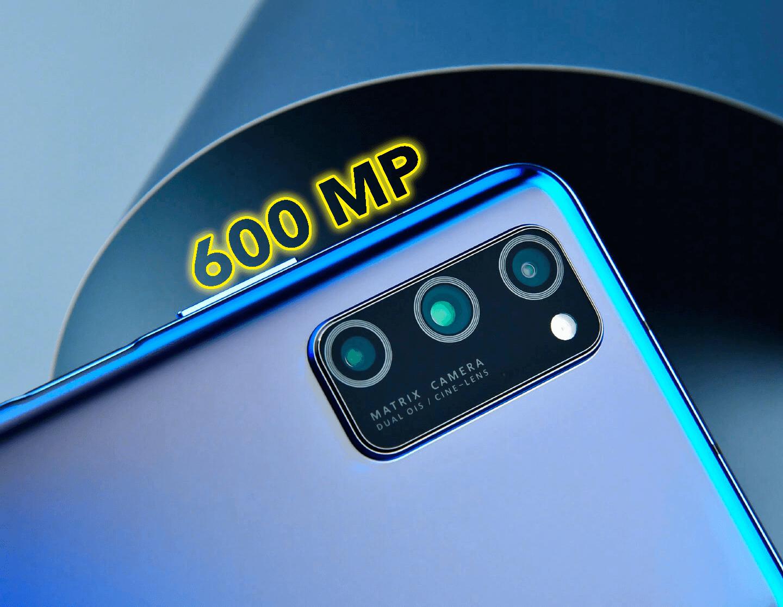 Así es la cámara de 600 megapíxeles de Samsung: absurdamente grande