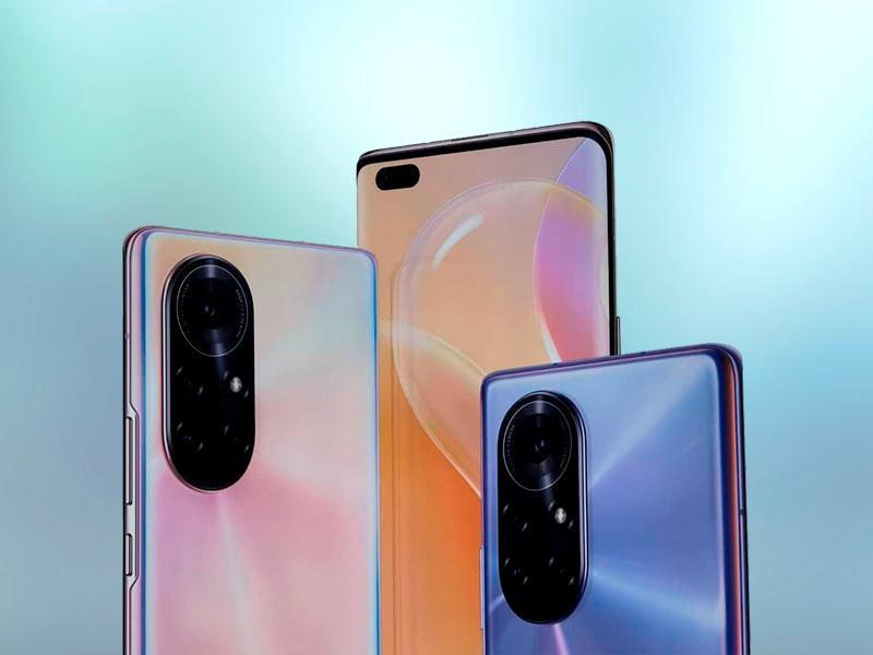 Huawei Nova 8, el móvil de Huawei más extraño de 2020