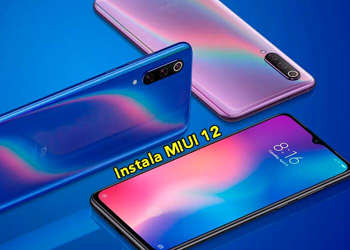 Cómo instalar MIUI 12 en tu móvil Xiaomi de forma sencilla sin necesitar un PC