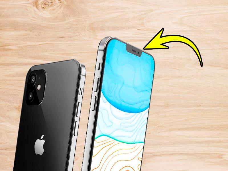 El iPhone 13 seguirá la estrategia de los Android: reducirá el notch