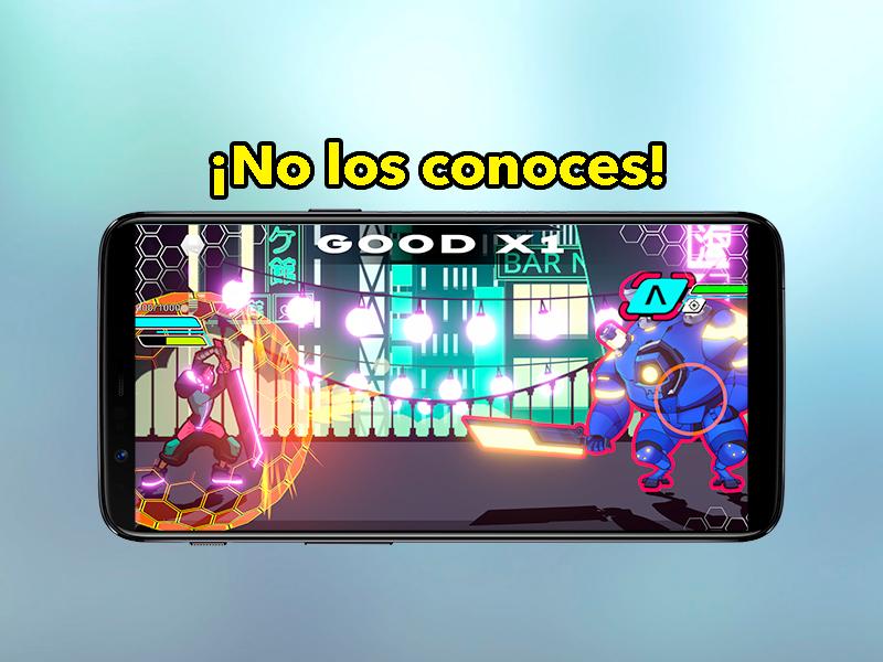 Estos 9 Juegos Android no los conoces y son muy adictivos