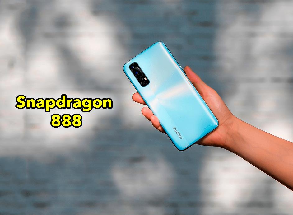 El móvil con Qualcomm Snapdragon 888 más barato, ¿será este realme Koi?