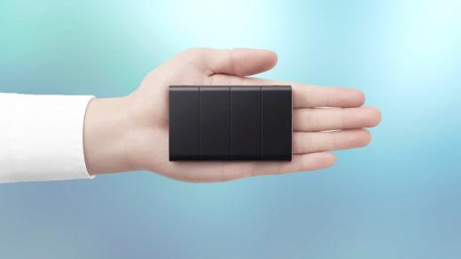 Así es el móvil más espectacular del momento: el plegable más extraño y ¿útil?