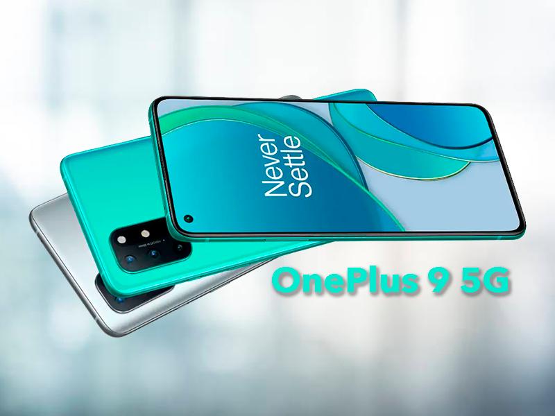 Este es el OnePlus 9 5G: diseño real y características filtradas