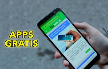 Todas estas Aplicaciones Android se pueden descargar gratis ahora mismo
