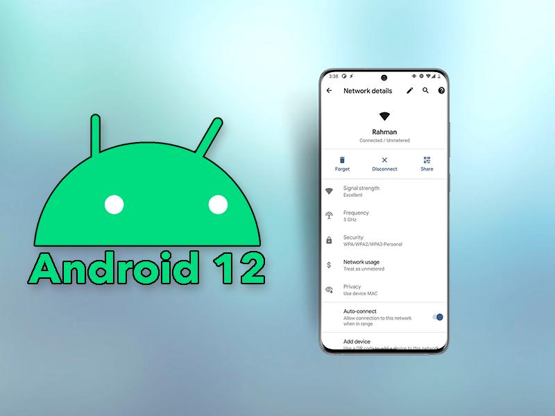 Android 12 trabaja en una función que todos los usuarios han pedido alguna vez