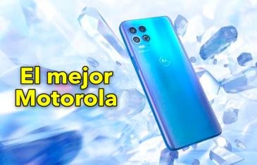 El Motorola Edge S es oficial y es el mejor móvil Motorola que existe