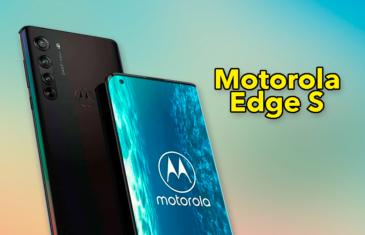 Motorola Edge S, así es el próximo gama alta de Motorola con el Snapdragon 870