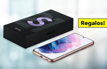 Esto regalará Samsung al comprar un Samsung Galaxy S21: no es un cargador