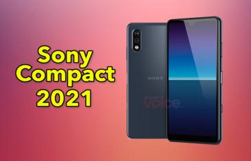 Sony Xperia Compact 2021: es una realidad y va a por el iPhone 12 Mini