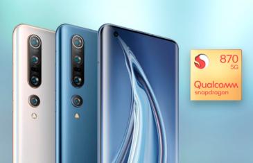 Nuevo Xiaomi Mi 10 con el Snapdragon 870, ¿merece la pena?