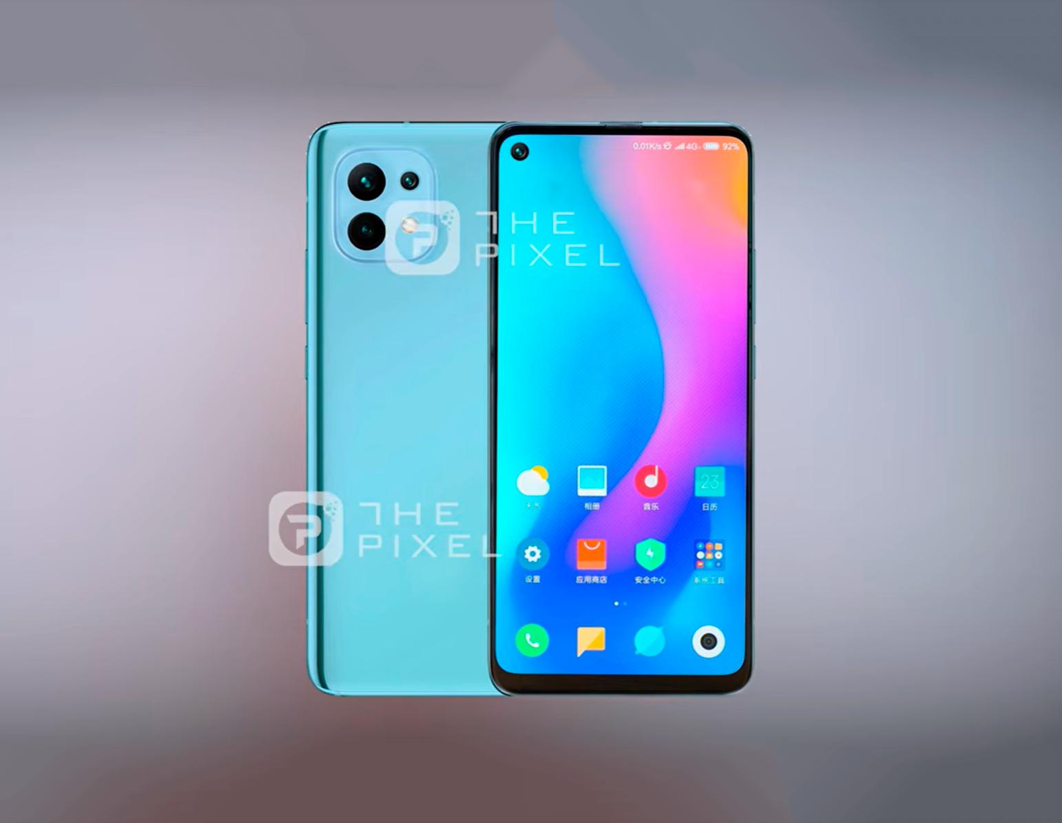 Xiaomi Mi 11 Lite, así será el sustituto del Xiaomi Mi 10 Lite
