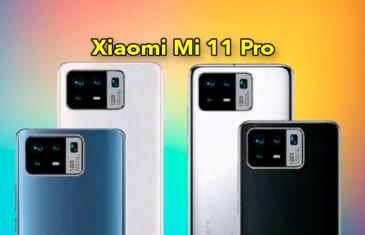 El Xiaomi Mi 11 Pro se ha filtrado y sus características son increíbles