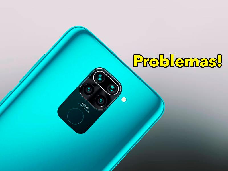 Problemas para el Xiaomi Redmi Note 9 Pro tras actualizar a MIUI 12.0.2