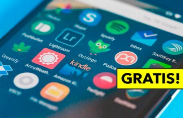 11 Aplicaciones Android gratis por tiempo limitado: descárgalas cuanto antes