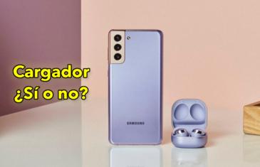 No, Samsung no te dará un cargador gratis por comprar un Galaxy S21