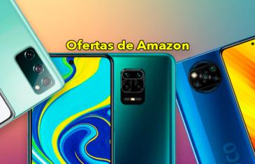 4 móviles en oferta con los precios más bajos de Amazon: Xiaomi, Samsung, POCO…