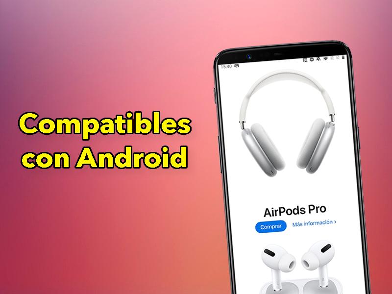 4 productos Apple que puedes comprar si tienes un móvil Android
