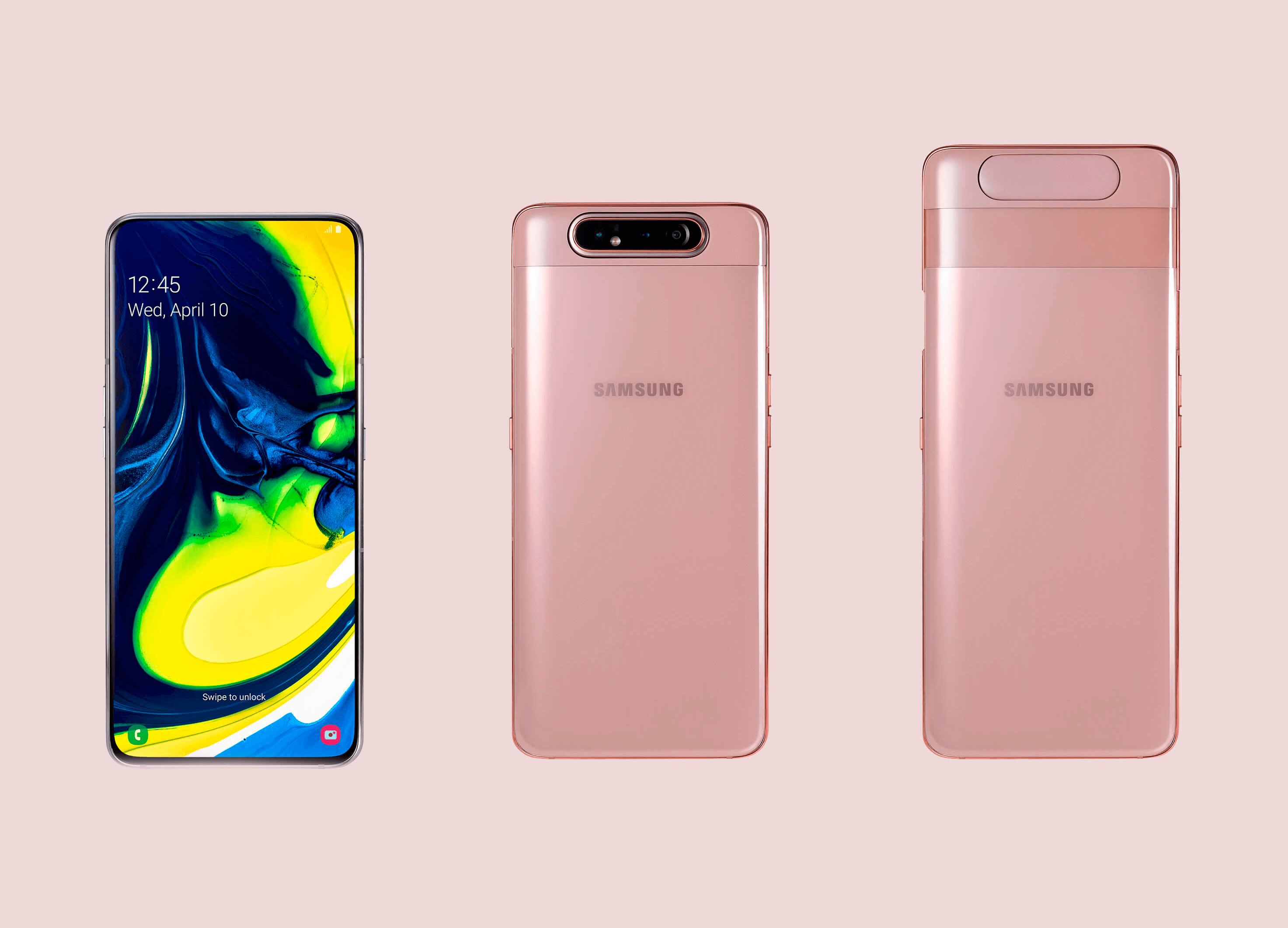 Un móvil Samsung con cámara giratoria podría llegar muy pronto
