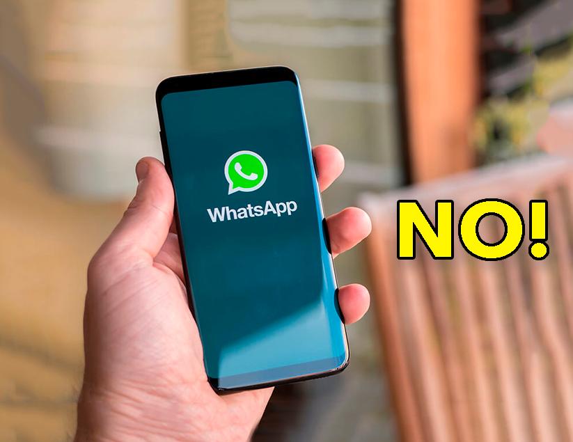 Malas noticias si utilizas WhatsApp: ahora lo sabrá todo sobre ti