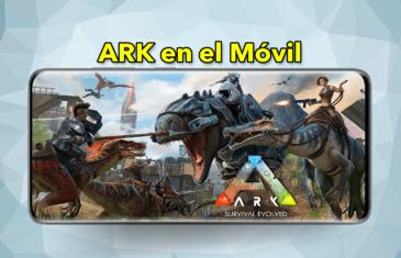Cómo jugar ARK en el móvil gratis y crear partidas con amigos