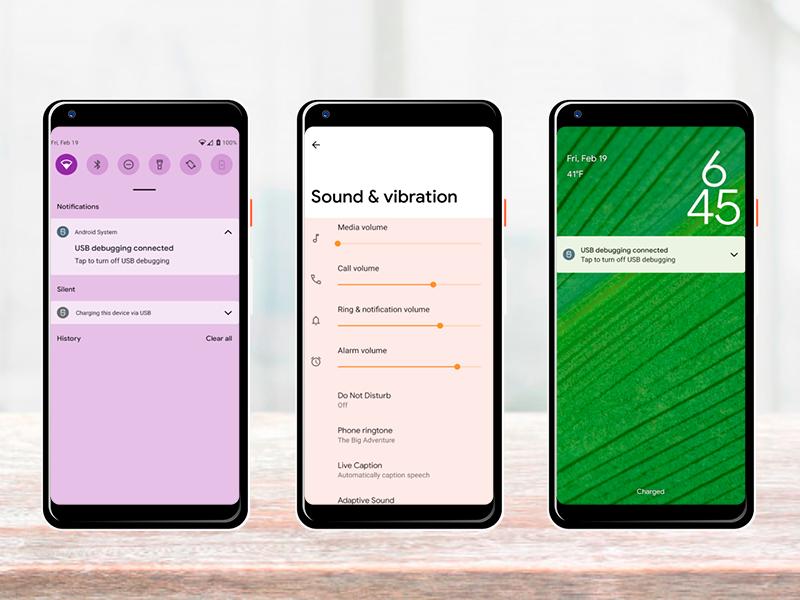 Vas a querer esta función de Android 12 en tu móvil actual: personalización automática