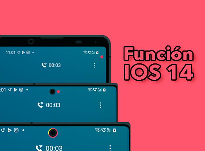 Esta gran función de IOS 14 ya está disponible para tu móvil Android: debes probarla