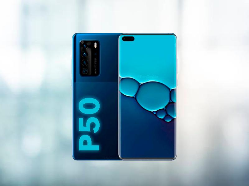 Todo lo que sabemos del Huawei P50, una bestia en cámara y diseño