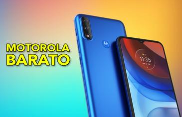 Motorola Moto E7 Power: un móvil de 85$ con 5.000 mAh y pantalla de 6,5 pulgadas