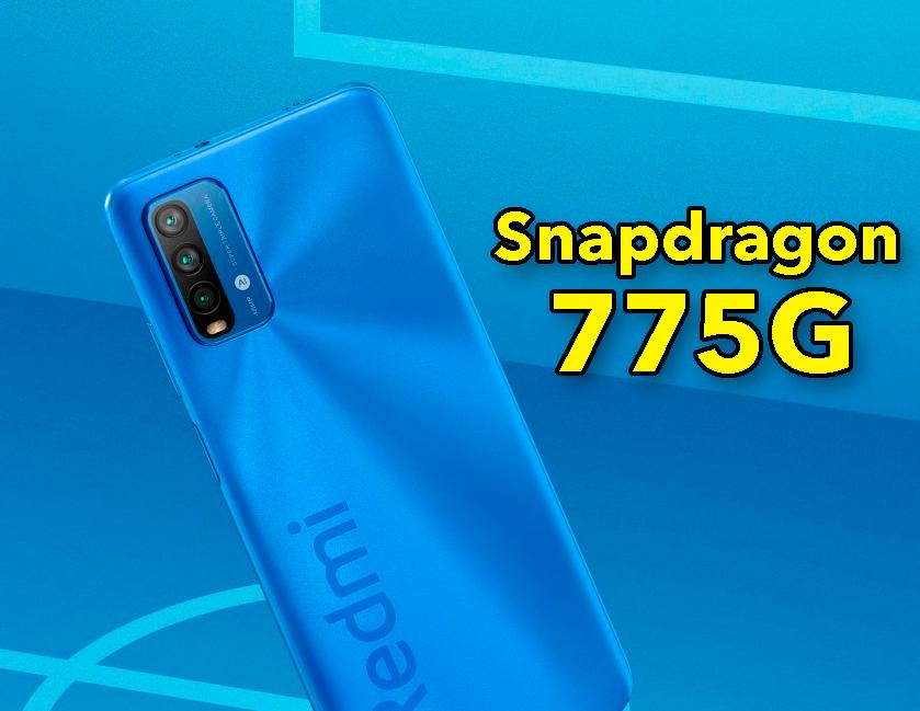 Este móvil Xiaomi llegará con el Qualcomm Snapdragon 775G, ¿será el primero?