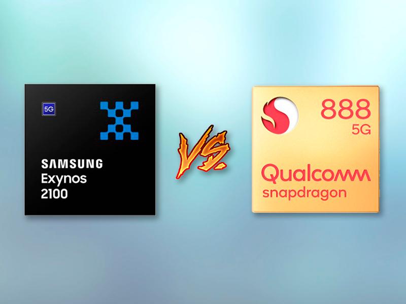 Comparativa del Samsung Galaxy S21: Snapdragon 888 vs Exynos 2100