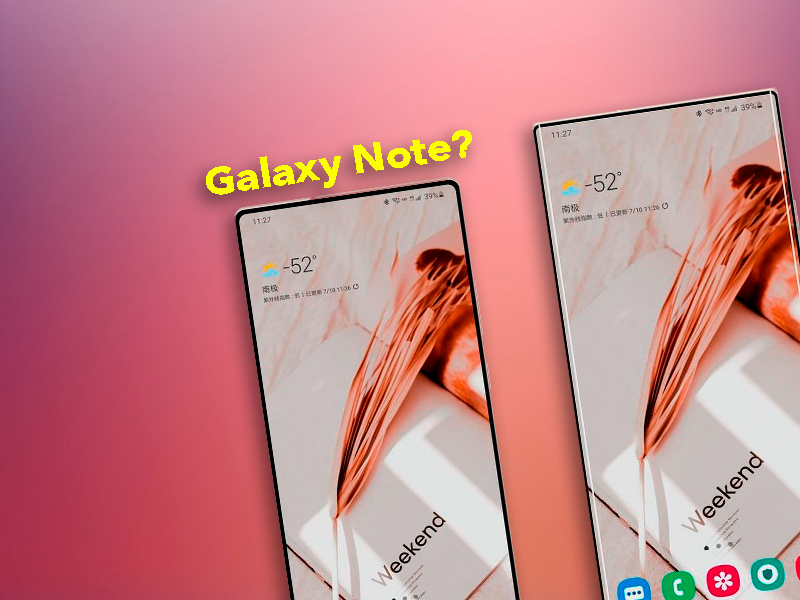 Los Samsung Galaxy Note en peligro: otra evidencia más de su muerte anunciada