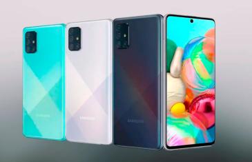 La característica más esperada llega a los Samsung Galaxy A de 2021