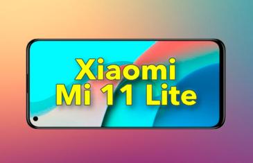 Este es el Xiaomi Mi 11 que vas a querer: filtrado el diseño del Xiaomi Mi 11 Lite