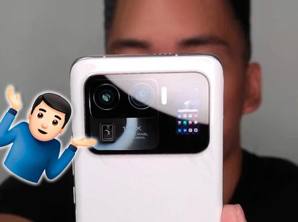 Xiaomi Mi 11 Ultra filtrado en vídeo: completamente diferente a lo que se esperaba