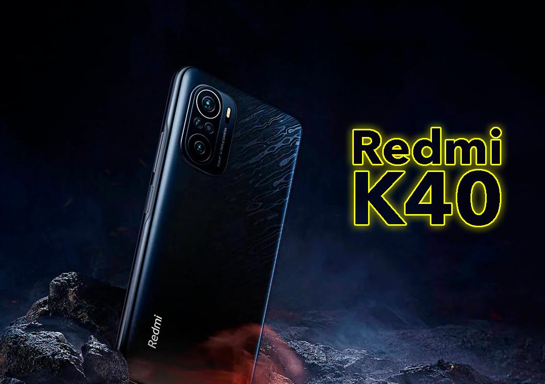 Así es el Xiaomi Redmi K40: diseño filtrado oficialmente