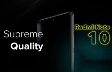 Las 4 claves filtradas de los Xiaomi Redmi Note 10 que debes conocer