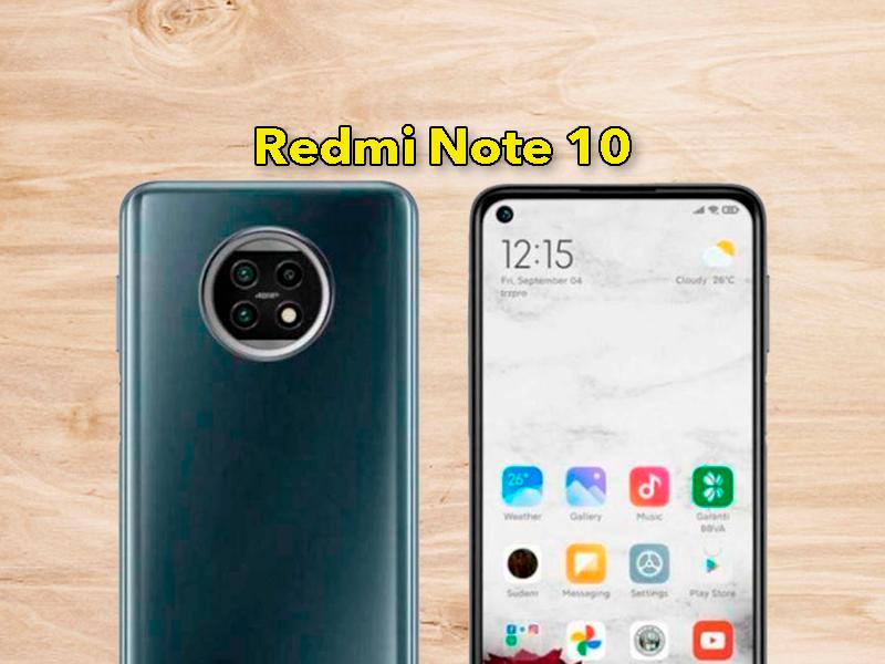 Esta será la gran novedad de los Xiaomi Redmi Note 10 que no tienen los Redmi Note 9